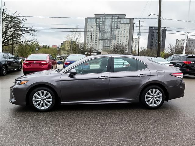 2019 Toyota Camry SE (Stk: 11581) in Waterloo - Image 8 of 24