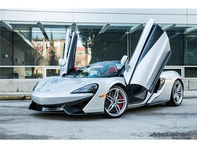 2018 McLaren 570S Spider (Stk: MV0176) in Vancouver - Image 2 of 19