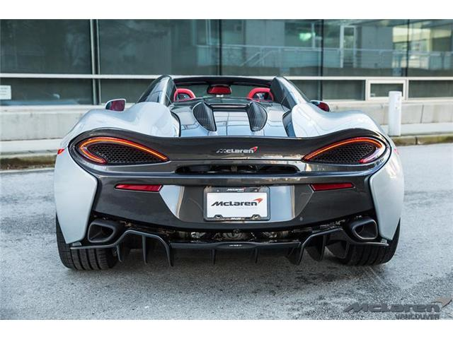 2018 McLaren 570S Spider (Stk: MV0176) in Vancouver - Image 7 of 19