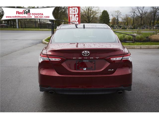 2018 Toyota Camry XLE V6 (Stk: 71420) in Hamilton - Image 7 of 22