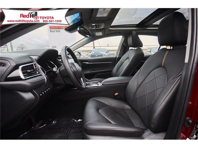 2018 Toyota Camry XLE V6 (Stk: 71420) in Hamilton - Image 10 of 22