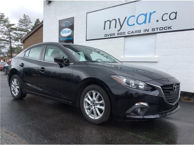2015 Mazda Mazda3 GS (Stk: 181696) in Richmond - Image 1 of 14