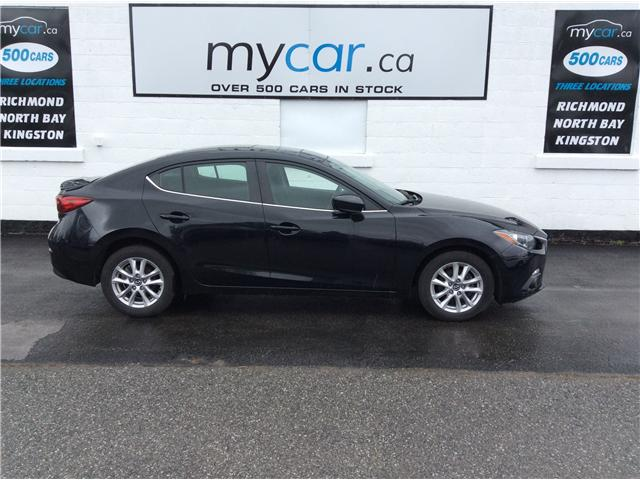 2015 Mazda Mazda3 GS (Stk: 181696) in Richmond - Image 2 of 14