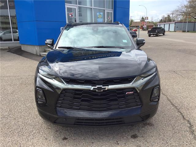 2019 Chevrolet Blazer RS (Stk: 204008) in Brooks - Image 2 of 22