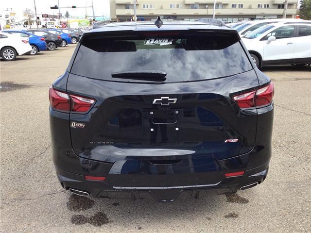 2019 Chevrolet Blazer RS (Stk: 204008) in Brooks - Image 6 of 22