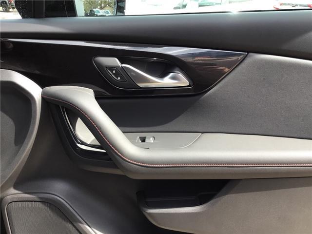 2019 Chevrolet Blazer RS (Stk: 204008) in Brooks - Image 16 of 22