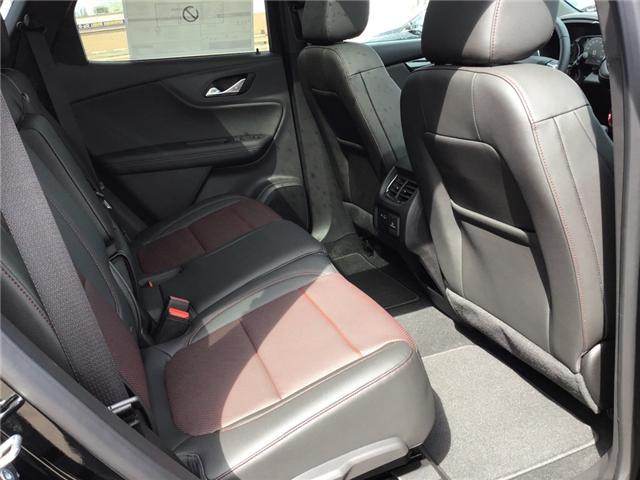 2019 Chevrolet Blazer RS (Stk: 204008) in Brooks - Image 17 of 22
