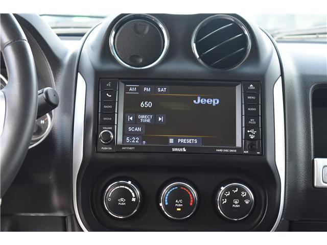 2016 Jeep Compass Sport/North (Stk: p36599) in Saskatoon - Image 17 of 23