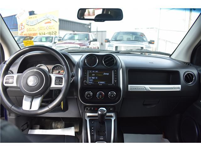 2016 Jeep Compass Sport/North (Stk: p36599) in Saskatoon - Image 14 of 23
