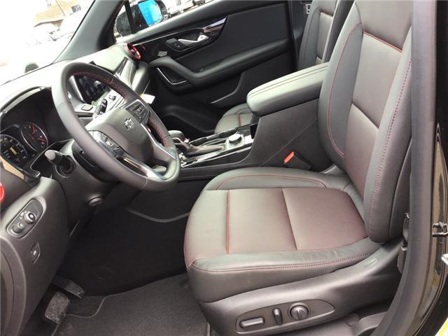 2019 Chevrolet Blazer RS (Stk: 204008) in Brooks - Image 9 of 22