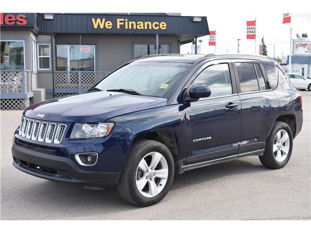 2016 Jeep Compass Sport/North (Stk: p36599) in Saskatoon - Image 2 of 23