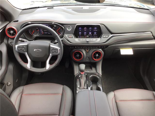 2019 Chevrolet Blazer RS (Stk: 204008) in Brooks - Image 20 of 22