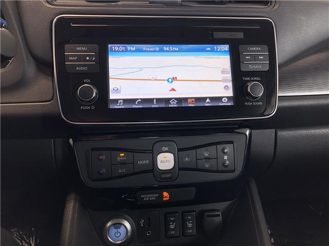 2019 Nissan LEAF SL (Stk: 19006) in Owen Sound - Image 10 of 10