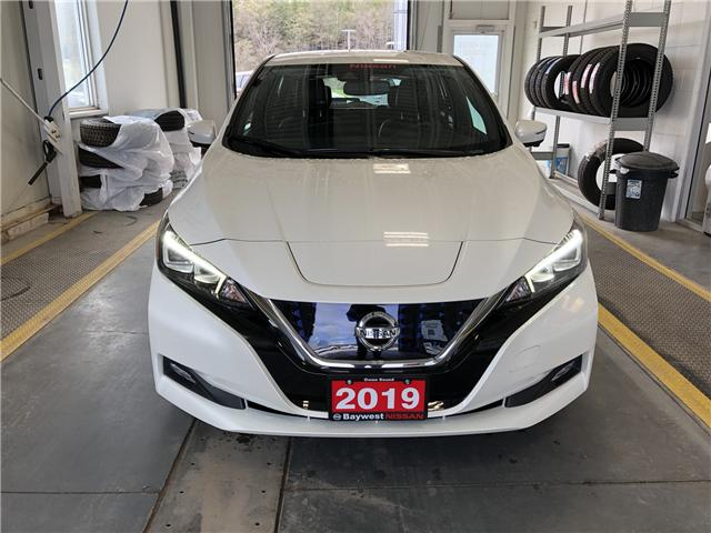 2019 Nissan LEAF SL (Stk: 19006) in Owen Sound - Image 2 of 10