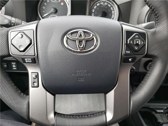 2017 Toyota Tacoma SR5 (Stk: P1806) in Whitchurch-Stouffville - Image 10 of 15