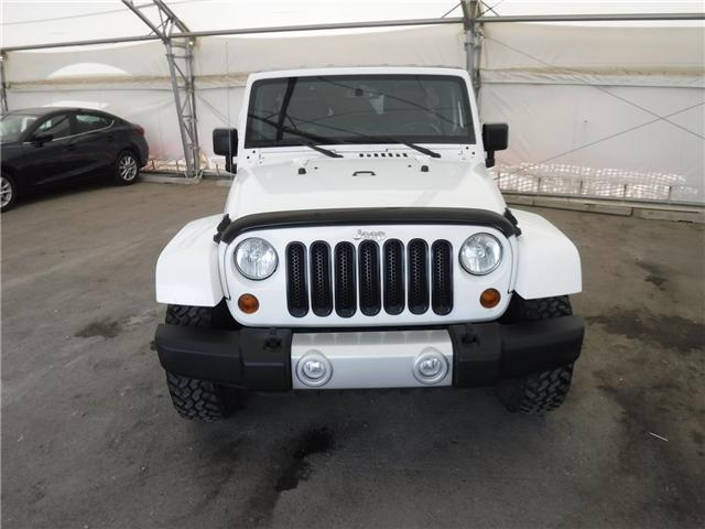 2013 Jeep Wrangler Unlimited Sahara (Stk: ST1708) in Calgary - Image 2 of 25