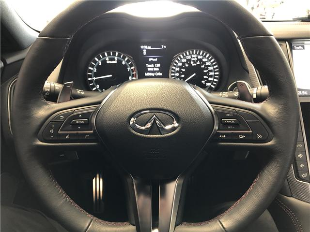 2019 Infiniti Q50 3.0t I-LINE RED SPORT (Stk: P100) in Owen Sound - Image 9 of 9