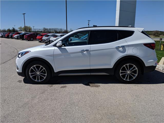 2017 Hyundai Santa Fe Sport 2.0T Limited (Stk: 85092) in Goderich - Image 2 of 15