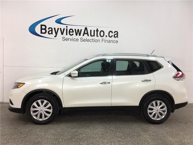 2015 Nissan Rogue S (Stk: 34785W) in Belleville - Image 1 of 27