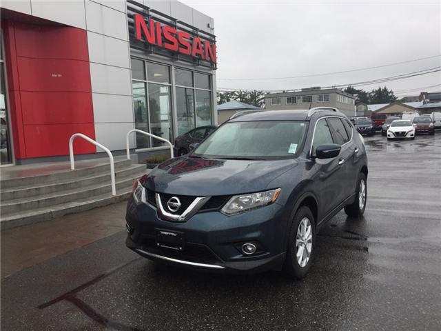 2014 Nissan Rogue SV (Stk: N91-4270A) in Chilliwack - Image 1 of 1