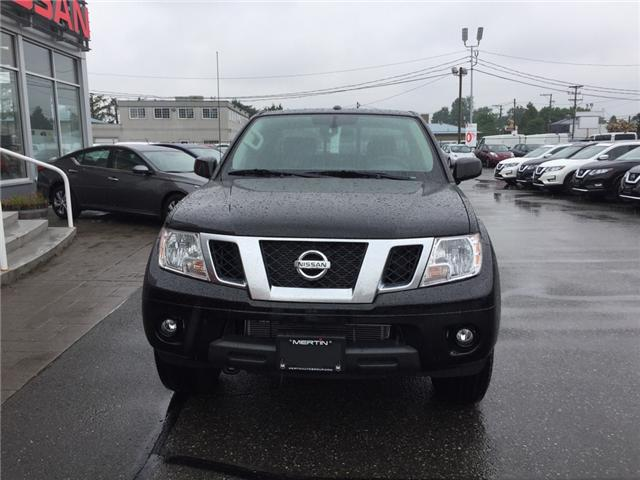 2019 Nissan Frontier PRO-4X (Stk: N97-1291) in Chilliwack - Image 2 of 16