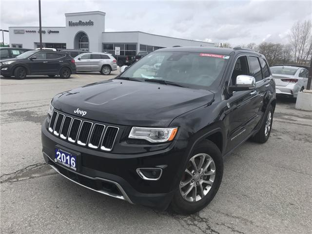 2016 Jeep Grand Cherokee Limited (Stk: 24093T) in Newmarket - Image 1 of 20
