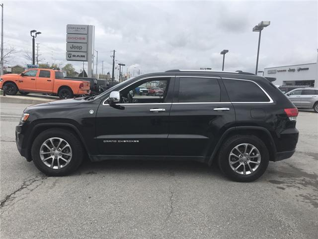 2016 Jeep Grand Cherokee Limited (Stk: 24093T) in Newmarket - Image 2 of 20