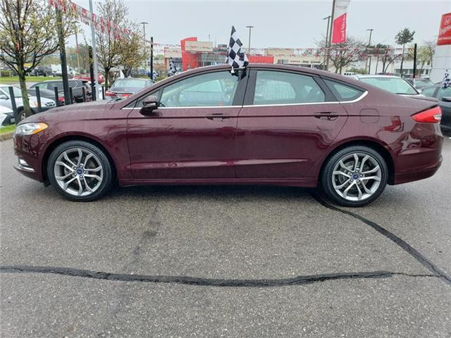 2017 Ford Fusion SE (Stk: CP0164) in Mississauga - Image 2 of 22