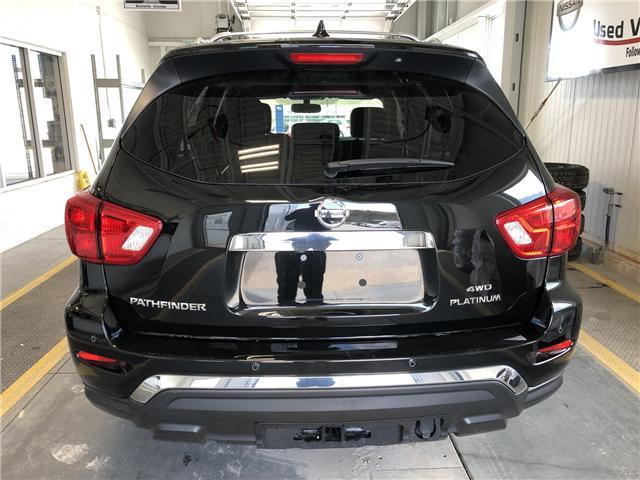 2019 Nissan Pathfinder Platinum (Stk: P100) in Owen Sound - Image 4 of 11