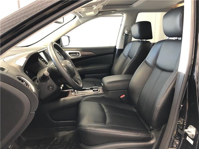 2019 Nissan Pathfinder Platinum (Stk: P100) in Owen Sound - Image 5 of 11