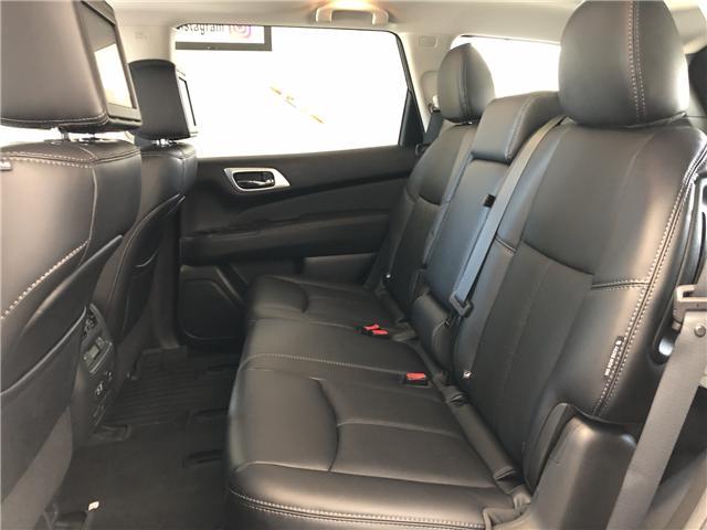 2019 Nissan Pathfinder Platinum (Stk: P100) in Owen Sound - Image 6 of 11