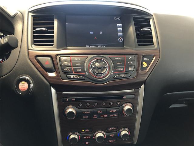 2019 Nissan Pathfinder Platinum (Stk: P100) in Owen Sound - Image 9 of 11