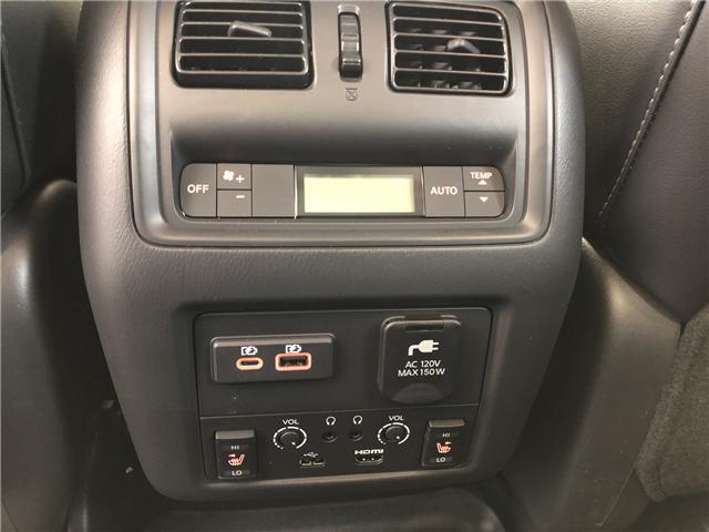 2019 Nissan Pathfinder Platinum (Stk: P100) in Owen Sound - Image 11 of 11