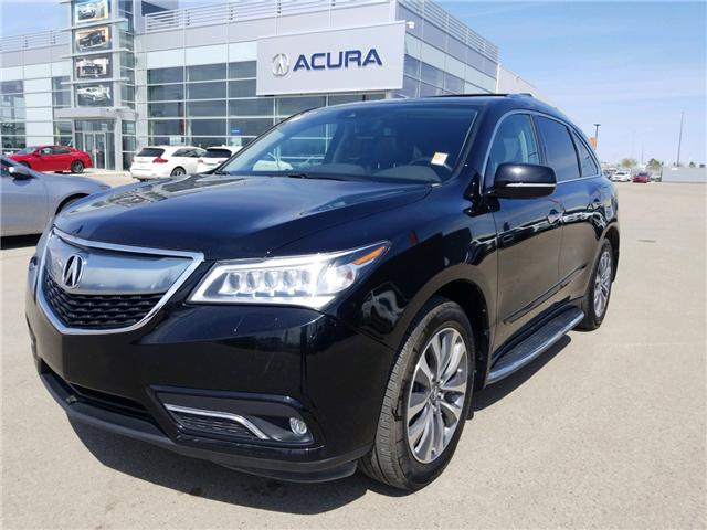2016 Acura MDX Navigation Package (Stk: A3997) in Saskatoon - Image 1 of 27