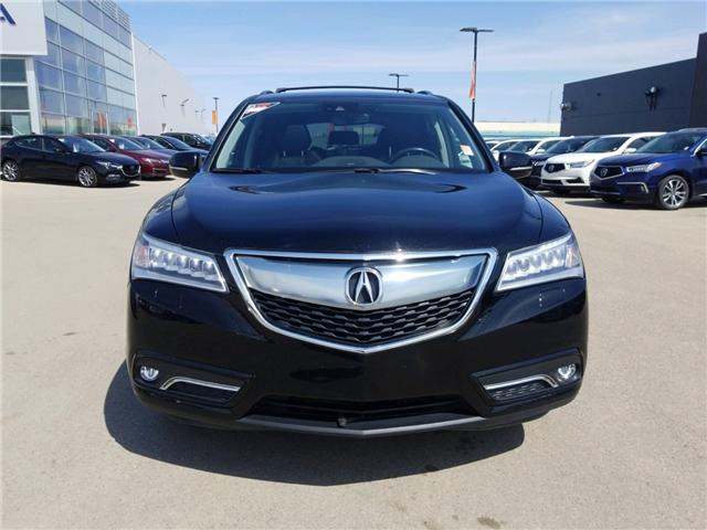 2016 Acura MDX Navigation Package (Stk: A3997) in Saskatoon - Image 2 of 27
