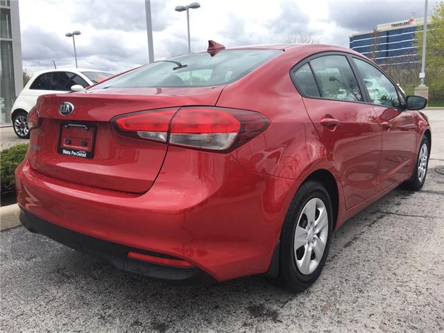 2017 Kia Forte LX+ (Stk: 1668W) in Oakville - Image 7 of 9