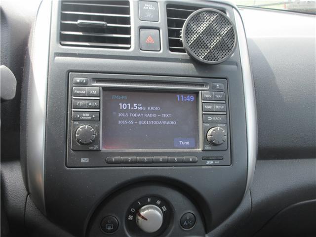 2013 Nissan Versa 1.6 SL (Stk: 8996) in Okotoks - Image 7 of 19
