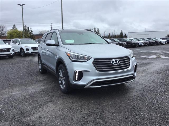 2019 Hyundai Santa Fe XL Luxury (Stk: R95561) in Ottawa - Image 1 of 12