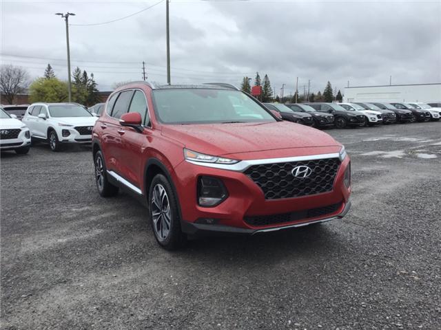 2019 Hyundai Santa Fe Ultimate 2.0 (Stk: R95893) in Ottawa - Image 1 of 11