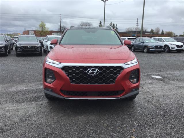 2019 Hyundai Santa Fe Ultimate 2.0 (Stk: R95893) in Ottawa - Image 2 of 11