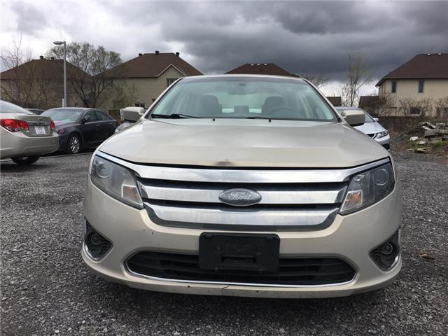 2010 Ford Fusion SEL (Stk: 19021-A) in Ottawa - Image 2 of 14