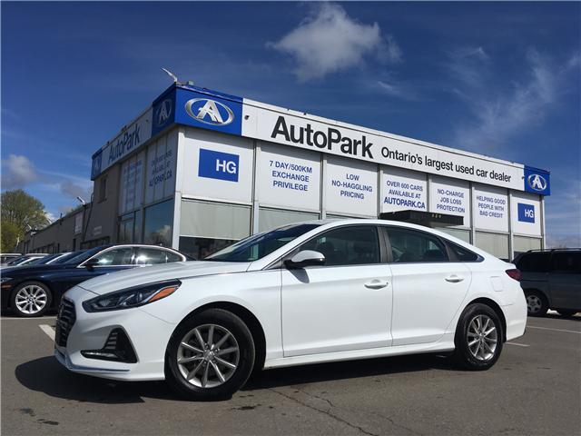 2019 Hyundai Sonata ESSENTIAL (Stk: 19-30240) in Brampton - Image 1 of 24