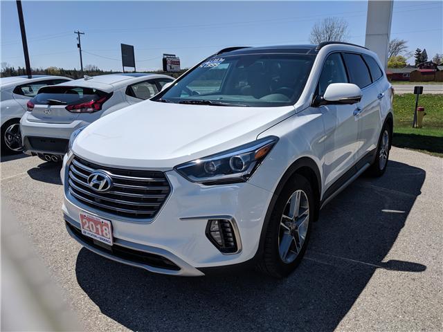 2018 Hyundai Santa Fe XL Ultimate (Stk: 80146) in Goderich - Image 1 of 16