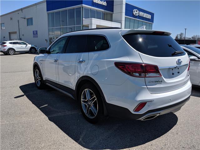 2018 Hyundai Santa Fe XL Ultimate (Stk: 80146) in Goderich - Image 2 of 16