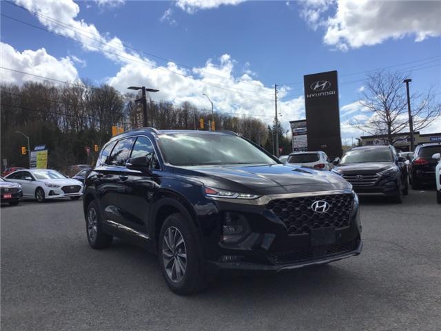 2019 Hyundai Santa Fe Luxury (Stk: DR95086) in Ottawa - Image 1 of 11