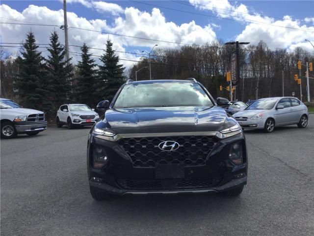 2019 Hyundai Santa Fe Luxury (Stk: DR95086) in Ottawa - Image 2 of 11
