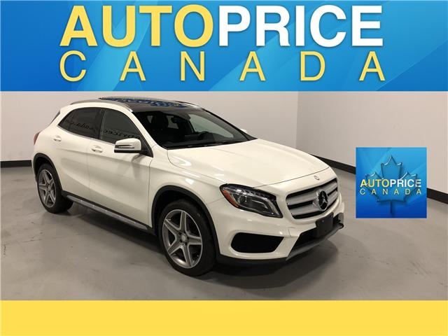 2016 Mercedes-Benz GLA-Class Base (Stk: W0317) in Mississauga - Image 1 of 28