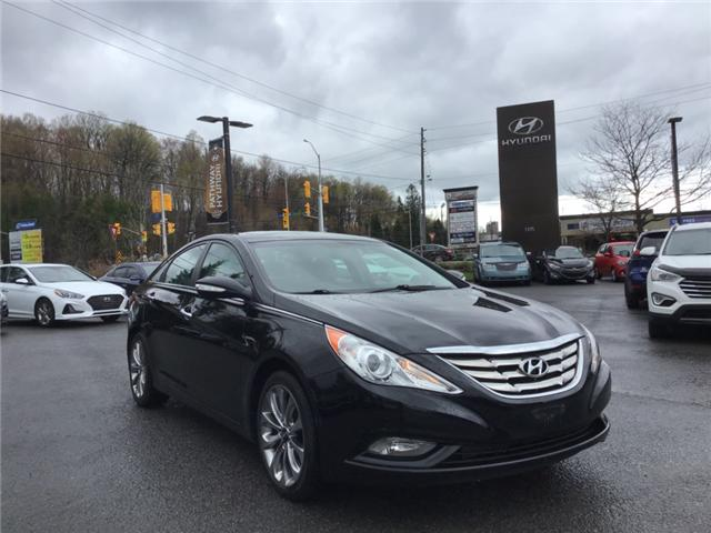2011 Hyundai Sonata Limited (Stk: P3292) in Ottawa - Image 1 of 11
