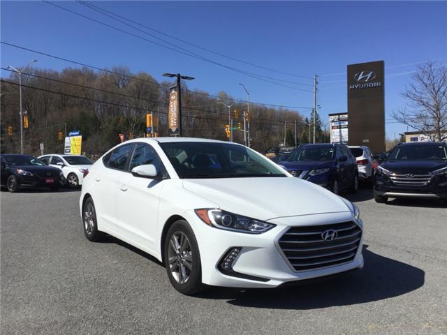 2018 Hyundai Elantra GL (Stk: X1297) in Ottawa - Image 1 of 11