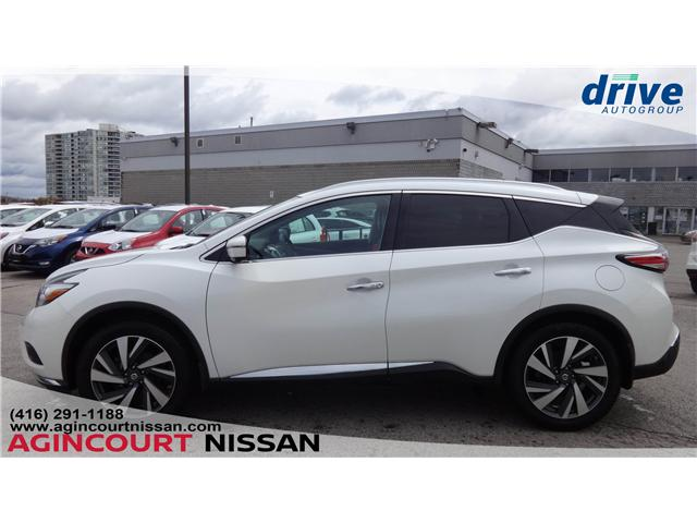 2016 Nissan Murano Platinum (Stk: U12508) in Scarborough - Image 2 of 27